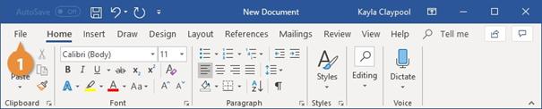 نحوه ذخیره فایل در ورد - ذخیره کردن در فرمت های دیگر